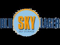 Blu Sky Lager Logo